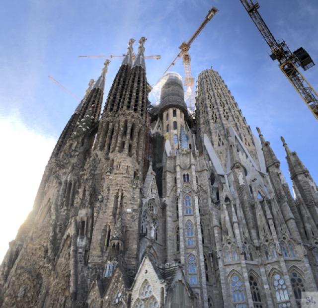 [二日遊系列] 聖家堂 西班牙 巴塞隆納