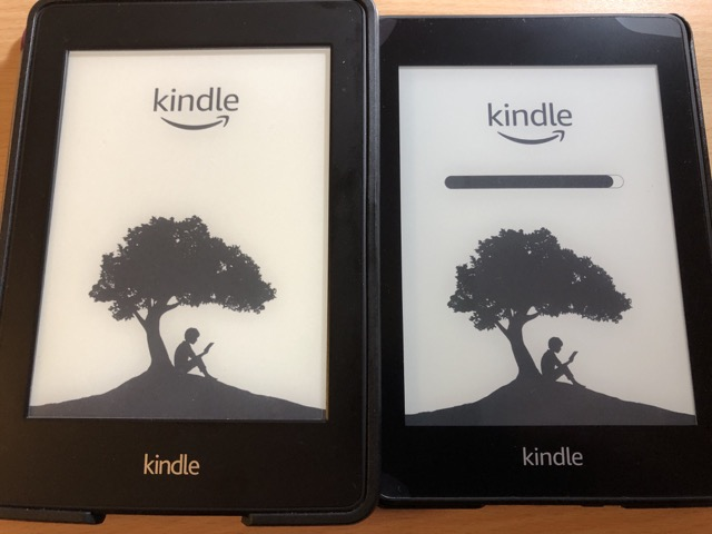 amazon kindle paperwhite 2018 comparison