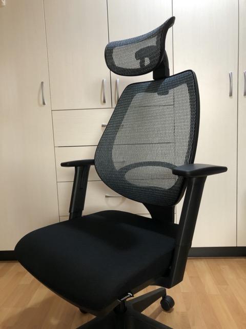 backbone kangaroo chair