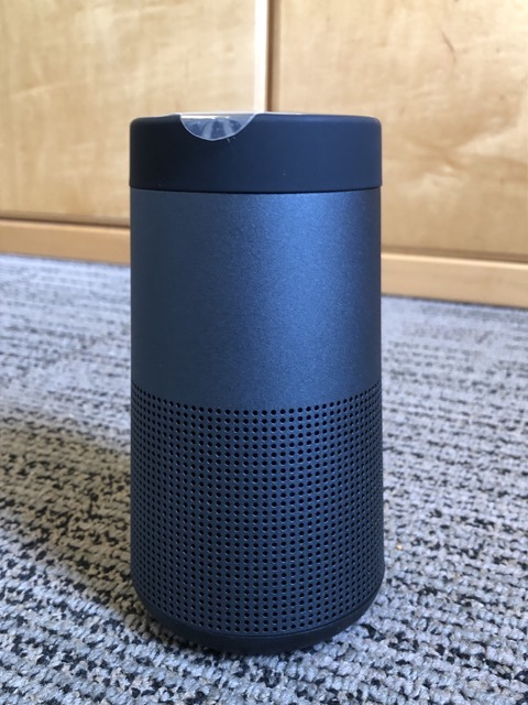 [開箱] Bose SoundLink Revolve