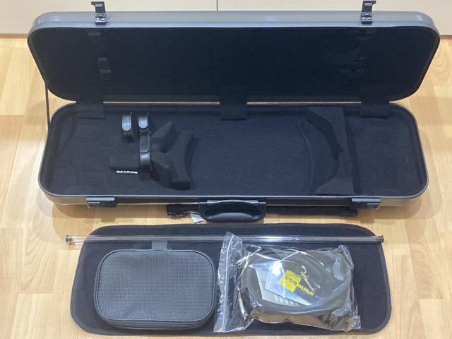 gewa-air-violin-case inside