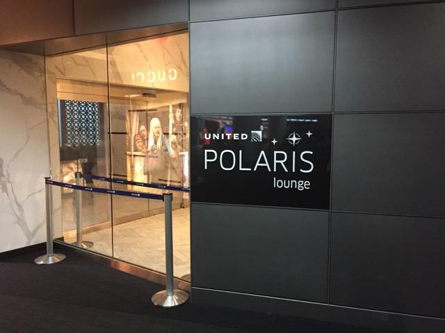 [貴賓室體驗] 舊金山(三藩市) SFO 聯合航空  Polaris北極星貴賓室