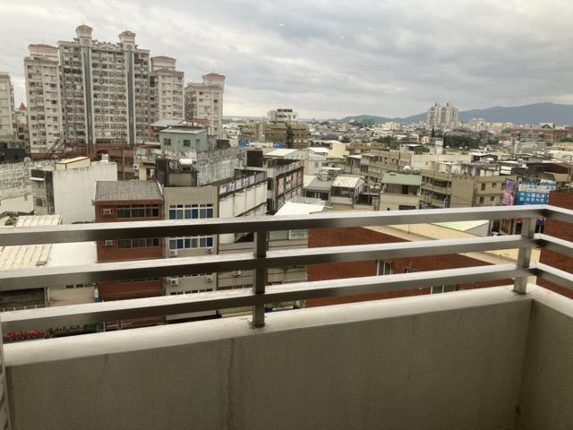 wyndham-ramada-encore-hualien balcony